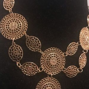 "Charming Charlie Jewelry - Charming Charlie 18"" Filigree NWT Costume jewelery"